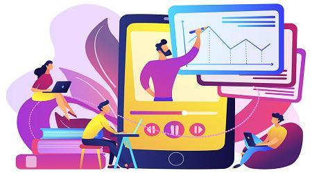4 راهکار برای بیشترین بهره وری از  آیلتس مجازی ، تافل مجازی ، و آموزش مجازی زبان