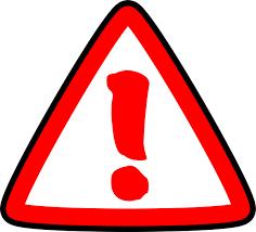 warning023 - منابع آیلتس ، شامل کتابهای خوب ، وبسایت های مفید، و نرم افزار ها