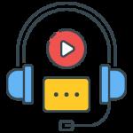 audio course 150x150 - آزمون ماک آیلتس ، و خدمات جانبی و تکمیلی