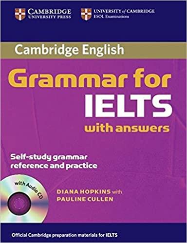 grammar for ielts cover - گام هشتم تایملاین: بسته یکم