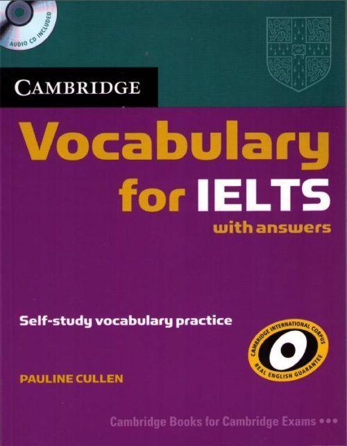 vocab for ielts cover - گام هشتم تایملاین: بسته یکم